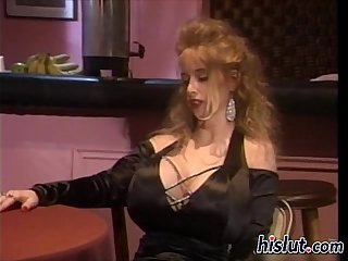 Kiss is a big titted MILF