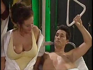 Sandra Brust does a threesome