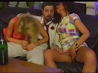 Anal Threesome with Judit and Krisztina