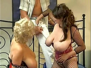 Bozena in Hot Threesome