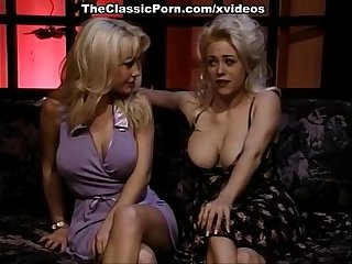 Brooke Waters, Kaitlyn Ashley, Kristy Myst in vintage porn movie