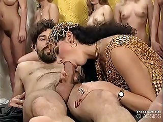 Vintage porn orgy from Private Classics